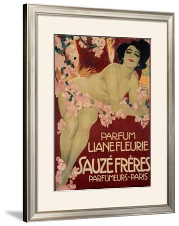 Parfum Liane Fleurie, Sauze Freres