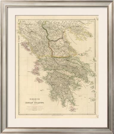 Greece, Ionian Islands, c.1832