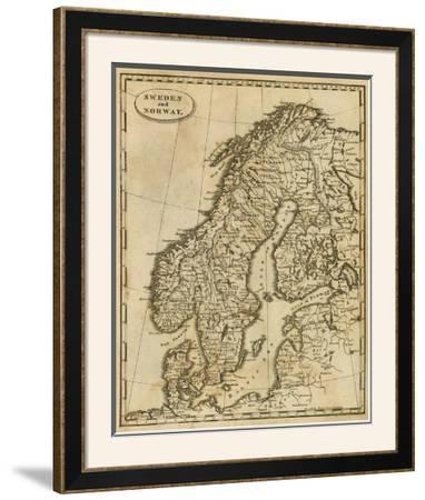 Sweden, Norway, c.1812