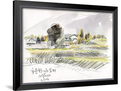 Autumn Deepens in Countryside of Japan