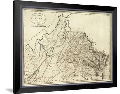 State of Virginia, c.1796