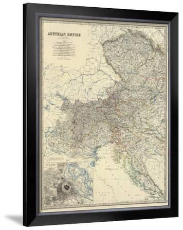 Austria West, c.1861