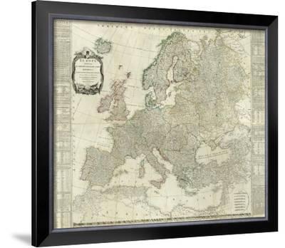 Composite: Europe, c.1787