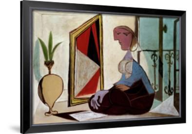 Femme au Miroir, 1937