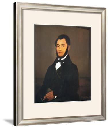 Portrait of William Lawson