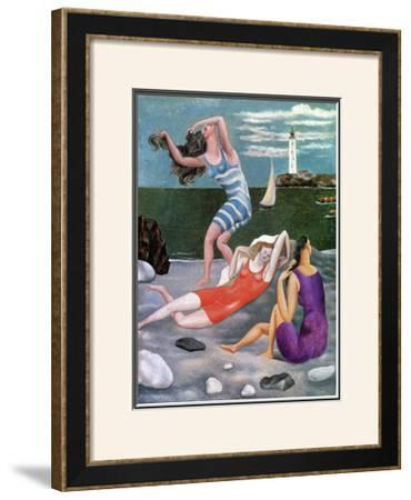 The Bathers, c.1918