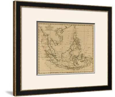 East India Islands, c.1812