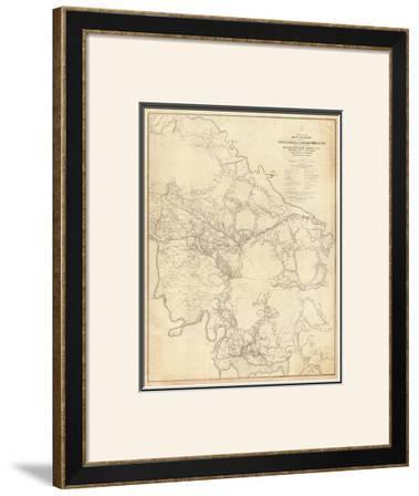 Civil War: White House To Harrisons Landing, c.1862