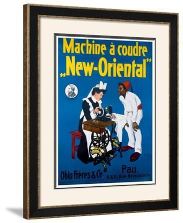 Machine a Coudre New Oriental