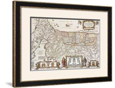 The Promised Land for the Sons of Israel, c.1663