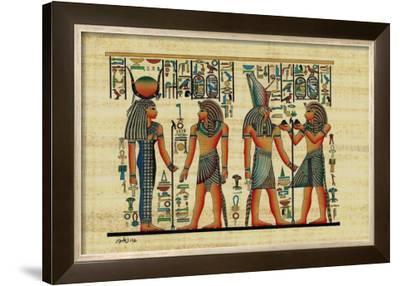 Egyptian Papyrus, Design IV