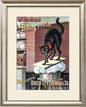 Black Cat Baking Powder