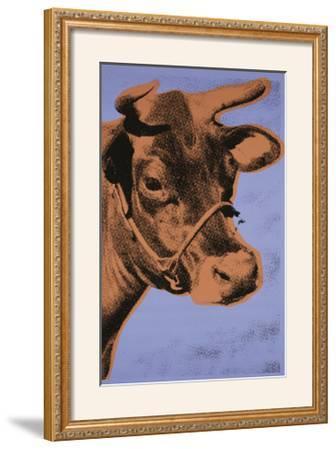 Cow, c.1971 (Purple and Orange)