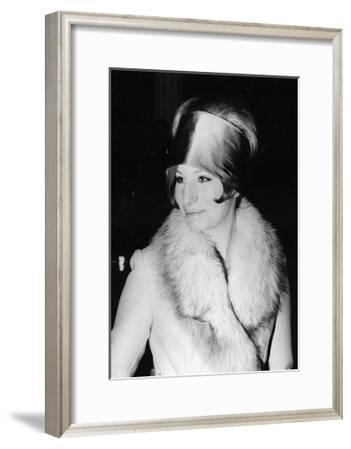 Barbara in Hat