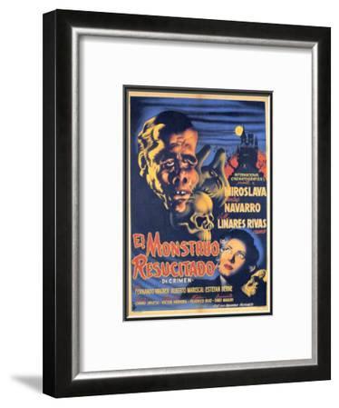 Classic Mexican Movie: El Monstruo Resucitado
