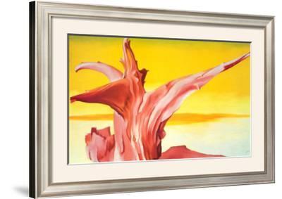Red Tree, Yellow Sky