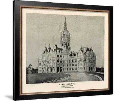 State Capitol, Hartford, Connecticut, c.1893