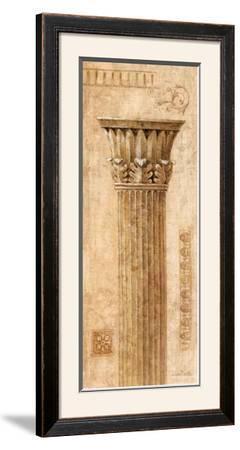 Sepia Column Study I