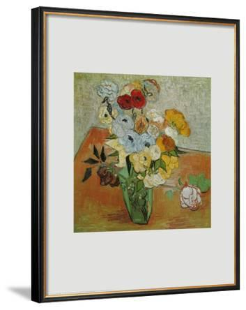 Roses and Anemones, c.1890
