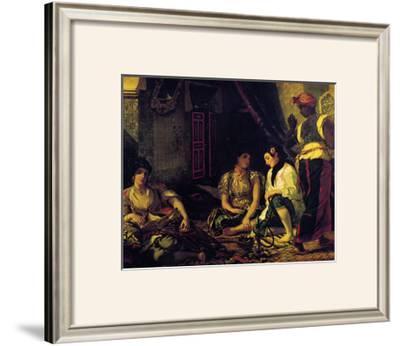 Femmes d'Alger dans Leur Appartement, c.1834