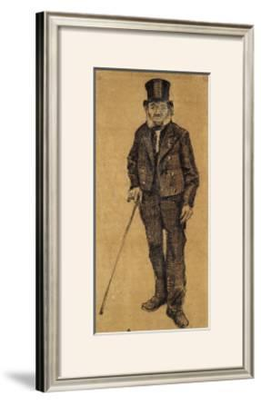 Orphan Man with Top Hat and Stick