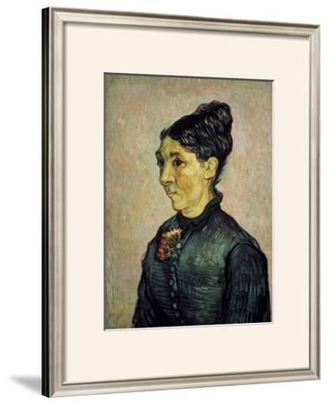 Portrait of Trabuc's Wife