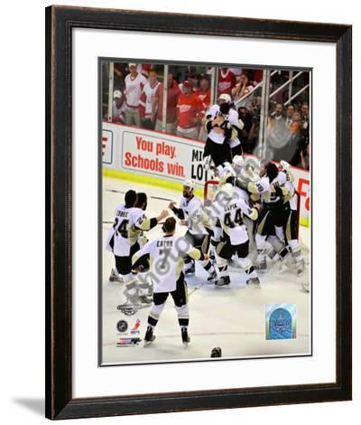 Pittsburgh Penguins Celebration Game 7 of the 2008-09 NHL Stanley Cup Finals