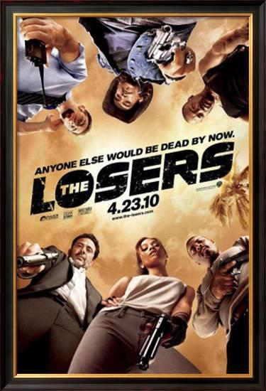 The Losers Prints At Allposters