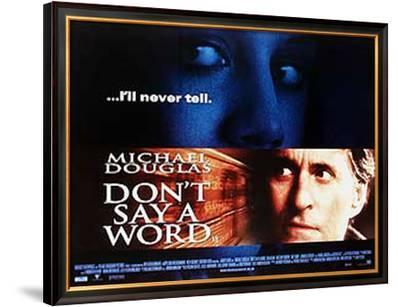 dont say a word full movie