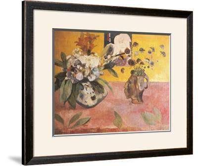 Flowers and a Japanese Print, c.1889