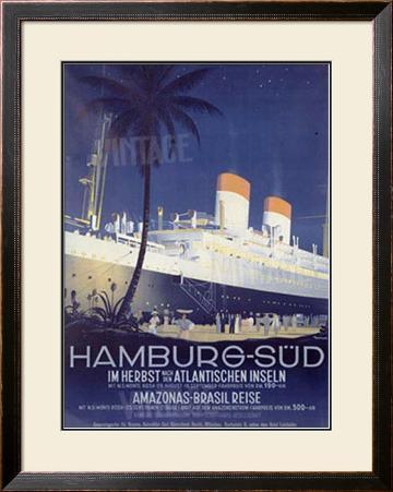 Hamburg to America Line