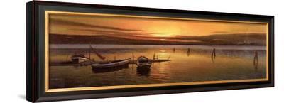 Lagoon at Sunset II