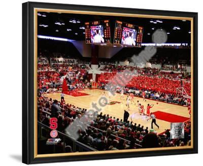 Maples Pavilion Stanford University Cardinals 2007