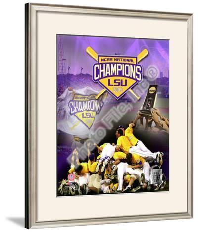 Louisiana State University Tigers 2009 NCAA Baseball Champions