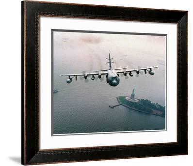 U.S. Air Force Commando Solo Aircraft