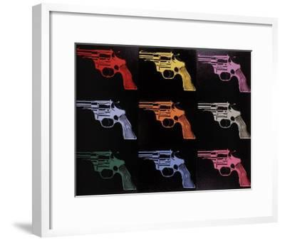 Gun, c.1982 (many/rainbow)