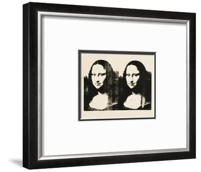 Double Mona Lisa, c.1963