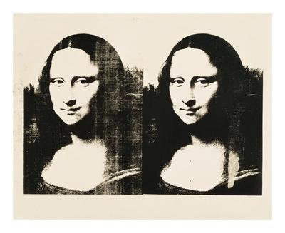 Double Mona Lisa, c.1963