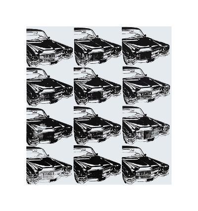 Twelve Cars, c.1962