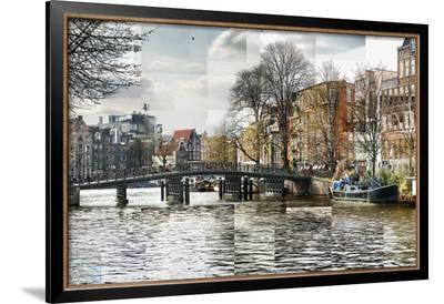 Zwanenburgwal Canal