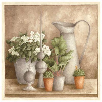 Pot a Eau et Fleurs