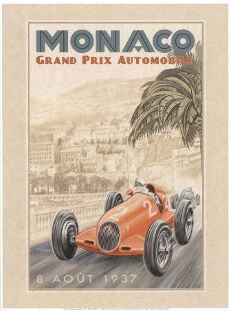 Grand Prix Automobile, c.1937