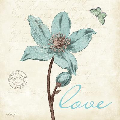 Touch of Blue IV (Love)