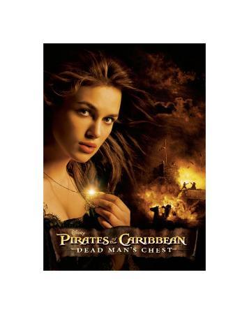 Pirates of the Caribbean: Elizabeth Swann