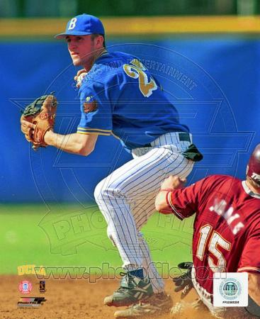 Chase Utley UCLA Action