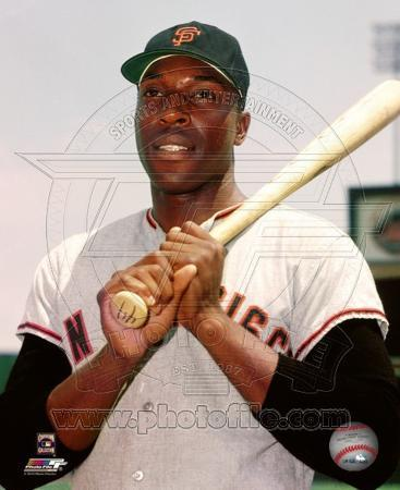 Willie McCovey 1964 Posed
