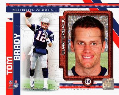 Tom Brady 2010 Studio Plus