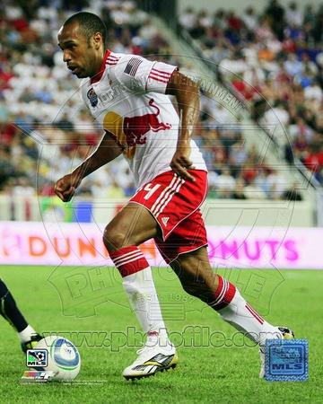 Thierry Henry 2010 Action