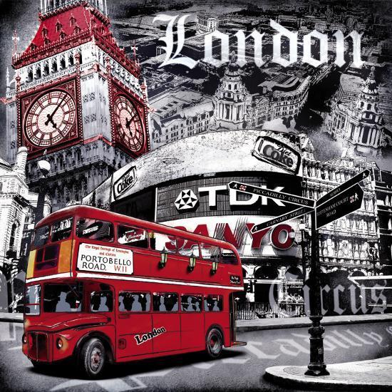 London Portobello Poster At Allposters Com