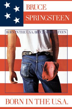 Bruce Springsteen (Born In The U.S.A.)